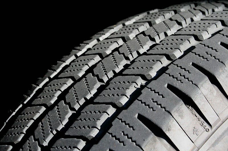Low Roll Resistance Tires