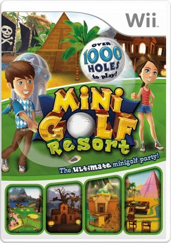 MiniGolf Resort [SGOETV]