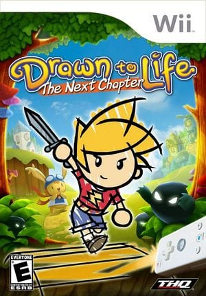Drawn to Life - The Next Chapter [R9DP78][WBFS]