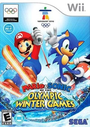 Mario & Sonic at the Olympic Winter Games [ROLE8P]