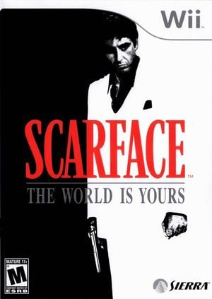 Scarface - The World Is Yours [RSCE7D]