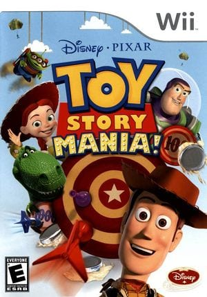 Toy Story Mania! [R5IE4Q]
