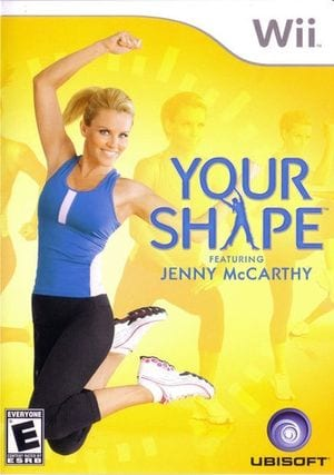 Your Shape featuring Jenny McCarthy [RYRE41]