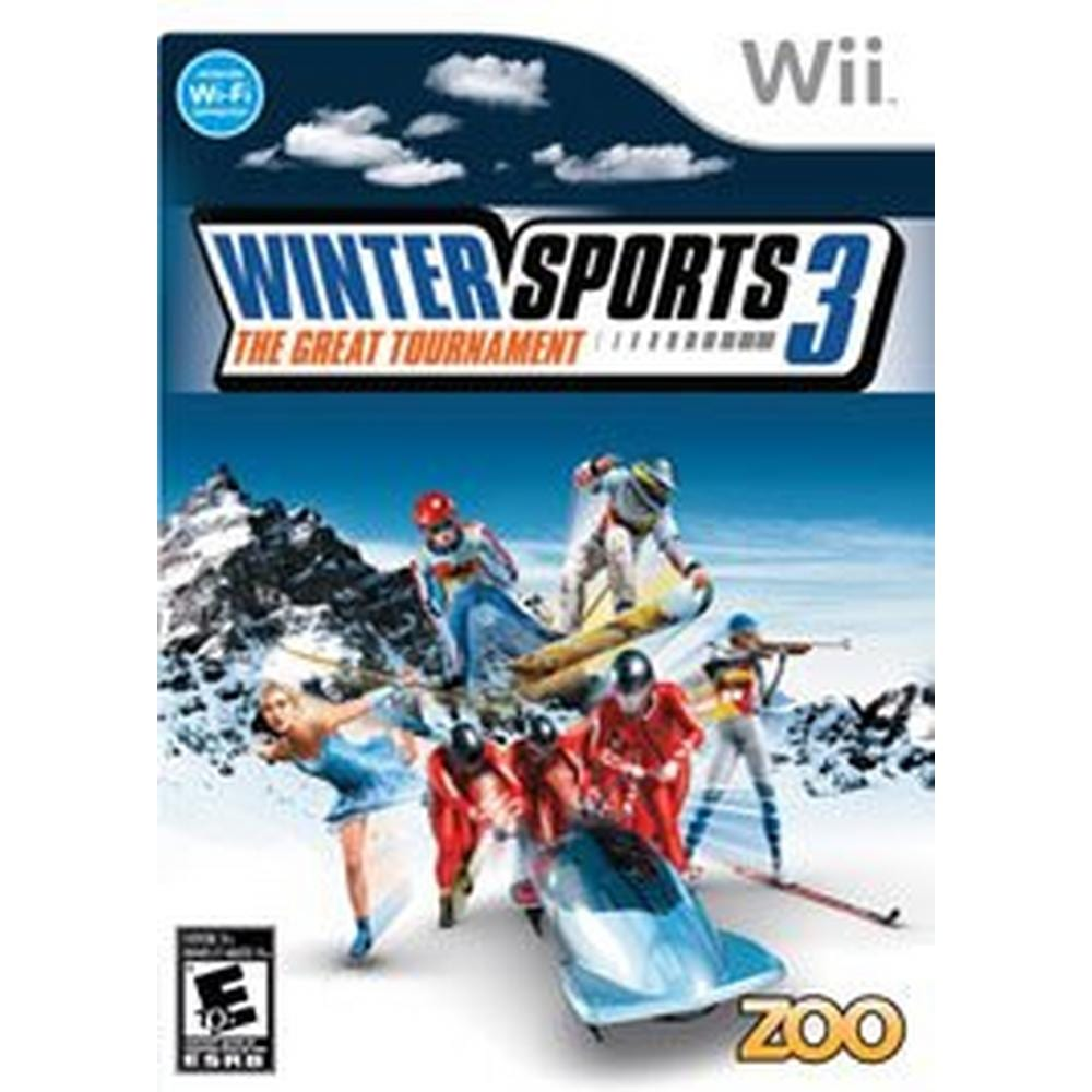 Winter Sports 3: The Great Tournament [RZIE20]